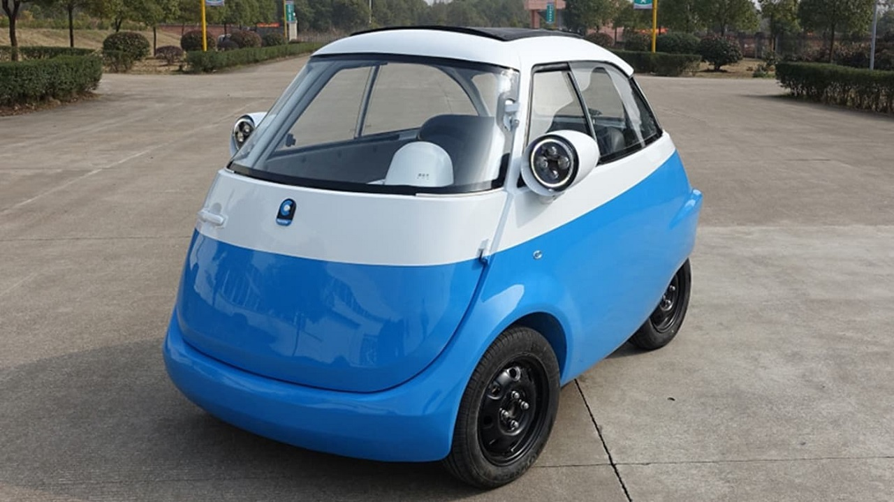 microlino 2016 BMW