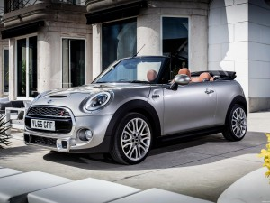 Mini Cooper S Cabrio Open 150 Edition F57 2016