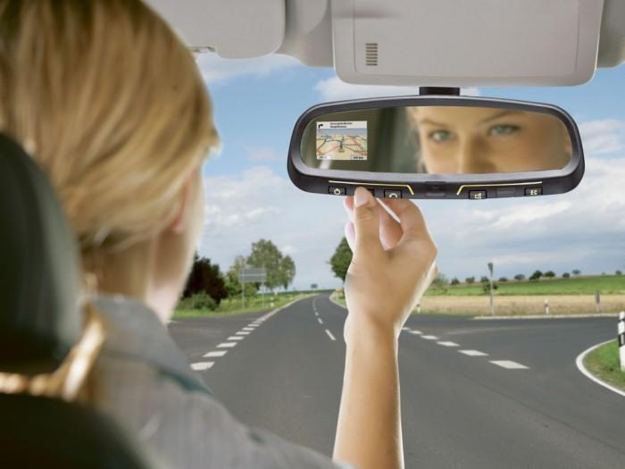 Cómo colocar los retrovisores de tu coche