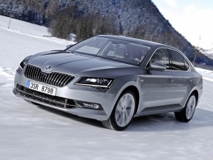 Skoda Superb Laurin and Klement 4×4 2015