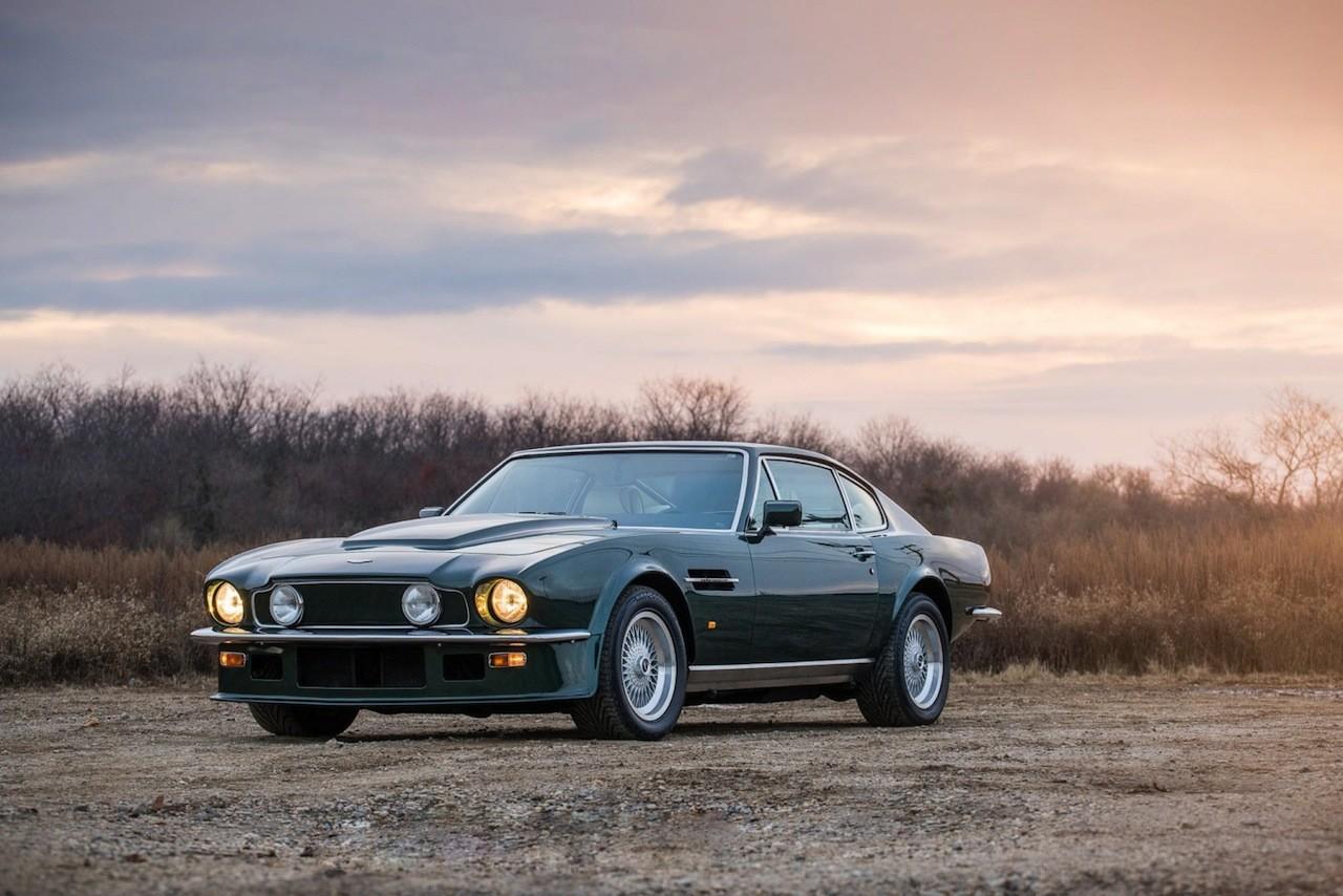 Aston Martin V8 Vantage X-Pack 1987