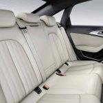 Audi A6 2016 interior