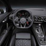 Audi TT RS Roadster 2016 Cockpit
