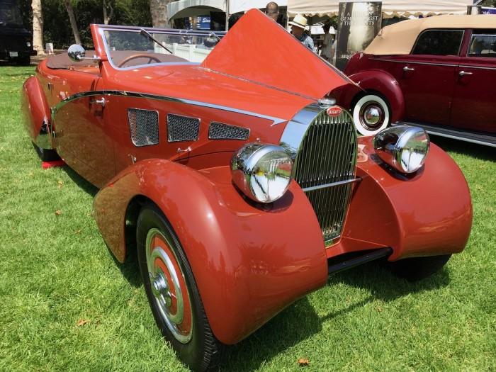 Bugatti Tipo 57 de 1933