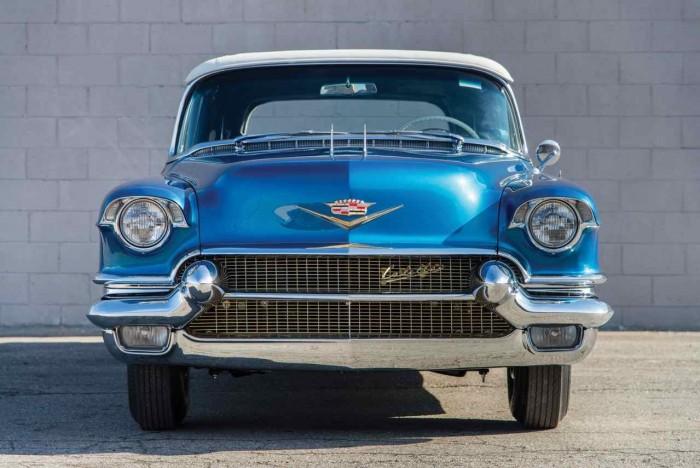 Cadillac Eldorado Biarritz 1956 3
