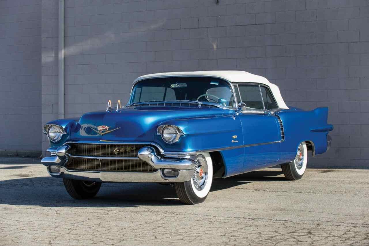 Cadillac Eldorado Biarritz 1956 6
