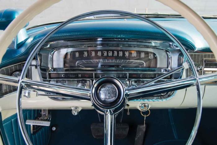 Cadillac Eldorado Biarritz 1956 interior 6
