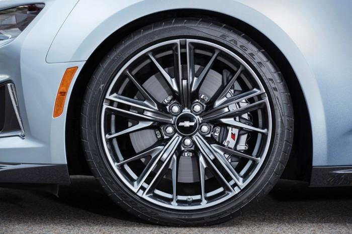 Chevrolet Camaro ZL1 2017 Convertible llantas