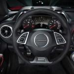 Chevrolet Camaro ZL1 2017 interior 02
