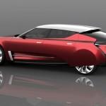 Citroen DS Revival Concept Jean Louis Bui 01
