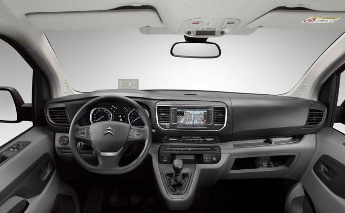 Citroen Jumpy 2016 interior 1