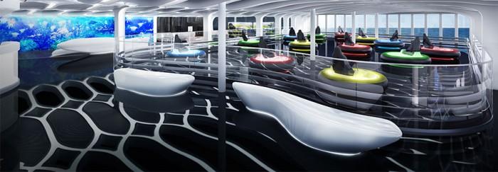 Crucero La alegria de Noruega. (2)