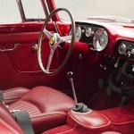 Ferrari 250GT Boano 1957 interior 04