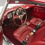 Ferrari 250GT Boano 1957 interior 05