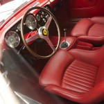 Ferrari 250GT Boano 1957 interior 06