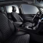 Ford S-MAX Vignale 2016 interior 02