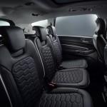 Ford S-MAX Vignale 2016 interior 03