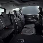 Ford S-MAX Vignale 2016 interior 04