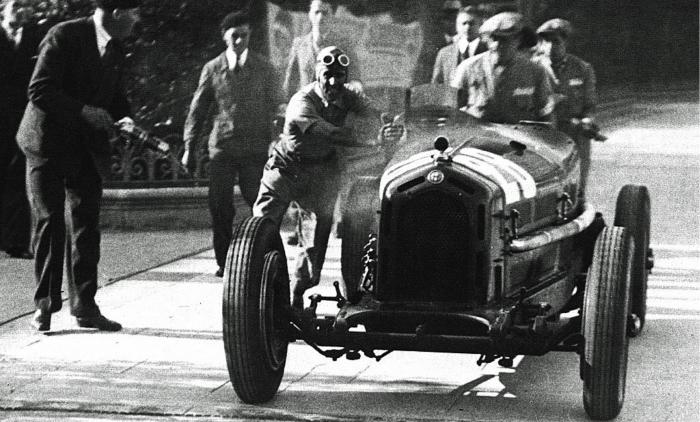 GP de Monaco 1933