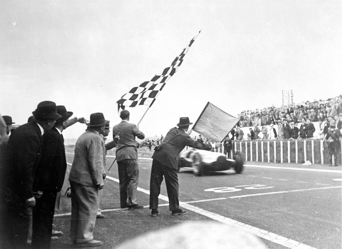Grand Prix previo a segunda Guerra Mundial