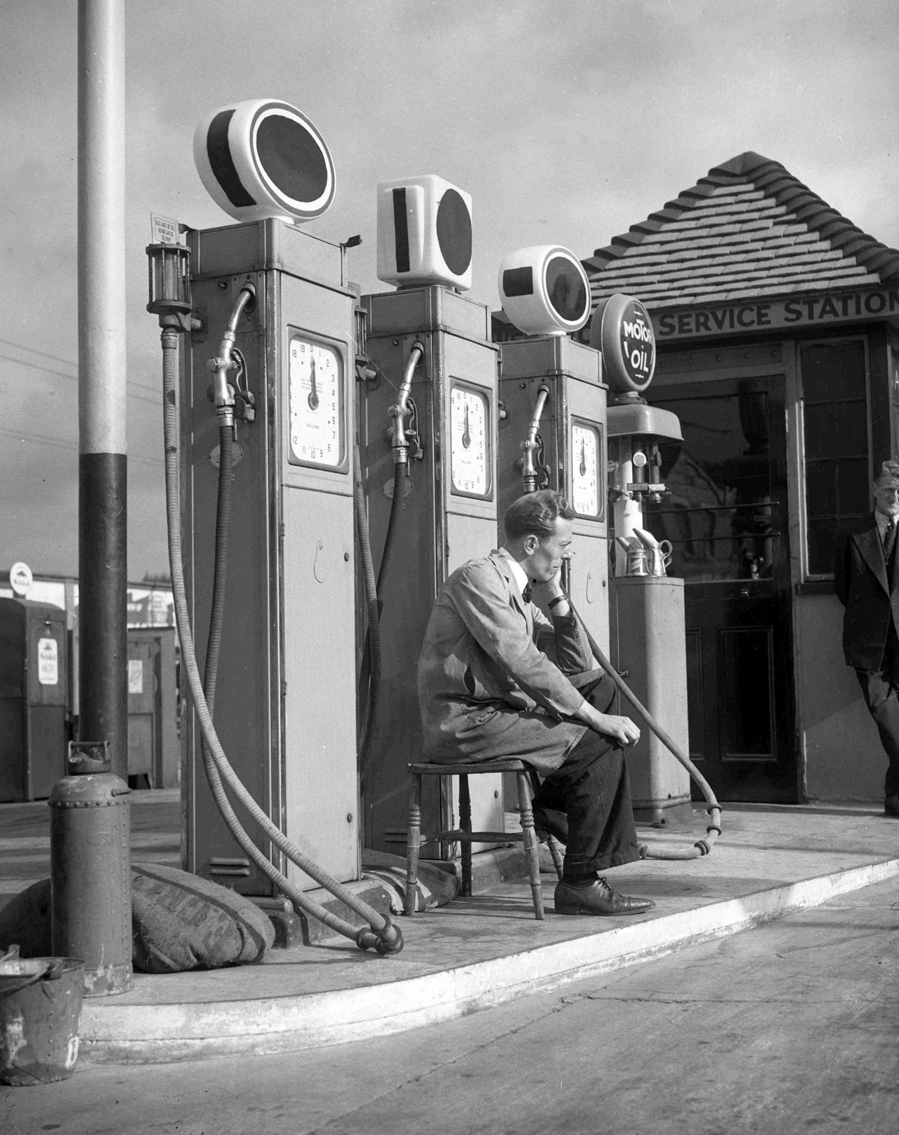 Transport – Petrol Pumps