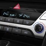 Hyundai Elantra 2016 interior 4