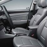 Hyundai Elantra 2016 interior 8