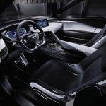 Infiniti QX Sport Concept 2016 interior 01