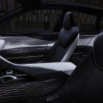 Infiniti QX Sport Concept 2016 interior 02