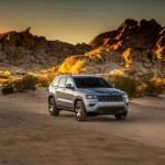 Jeep Grand Cherokee Trailhawk USA 2016 2