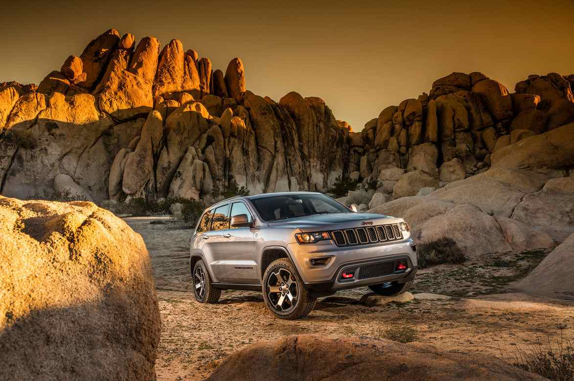 Jeep Grand Cherokee Trailhawk USA 2016 5