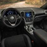 Jeep Grand Cherokee Trailhawk USA 2016 interior