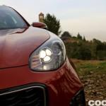 Kia Sportage 2.0 DRDi GT Line 4x4 2016 prueba exterior 17