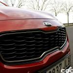 Kia Sportage 2.0 DRDi GT Line 4x4 2016 prueba exterior 2