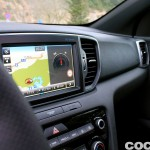 Kia Sportage 2.0 DRDi GT Line 4x4 2016 prueba interior 10