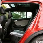 Kia Sportage 2.0 DRDi GT Line 4x4 2016 prueba interior 5