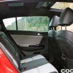Kia Sportage 2.0 DRDi GT Line 4x4 2016 prueba interior 6