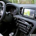 Kia Sportage 2.0 DRDi GT Line 4x4 2016 prueba interior 7