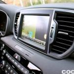 Kia Sportage 2.0 DRDi GT Line 4x4 2016 prueba interior 8