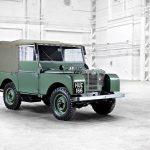 Land Rover Series I estudio