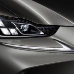 Lexus IS 2017 faros