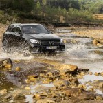 Mercedes-AMG GLC 43 (X 253), 2016