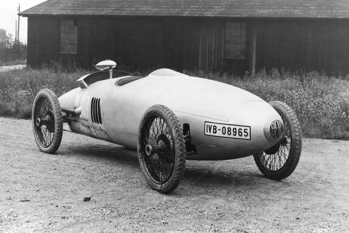 Mercedes Benz Teardrop 1924