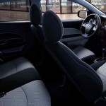 Mitsubishi Space Star 2016 interior 4