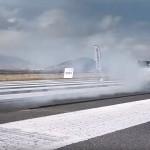 Nissan GT-R guinness record en derrape 06