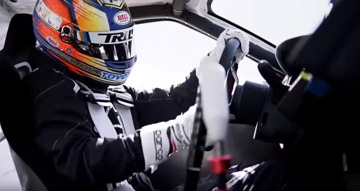 Nissan GT-R guinness record en derrape 09