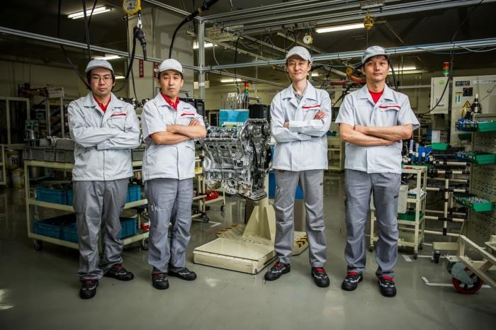 Nissan Takumi Yokohama 4