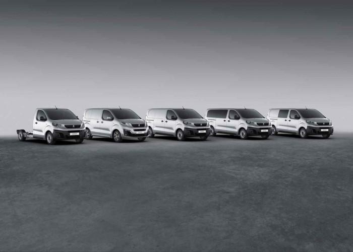 Peugeot Expert 2016 gama 1