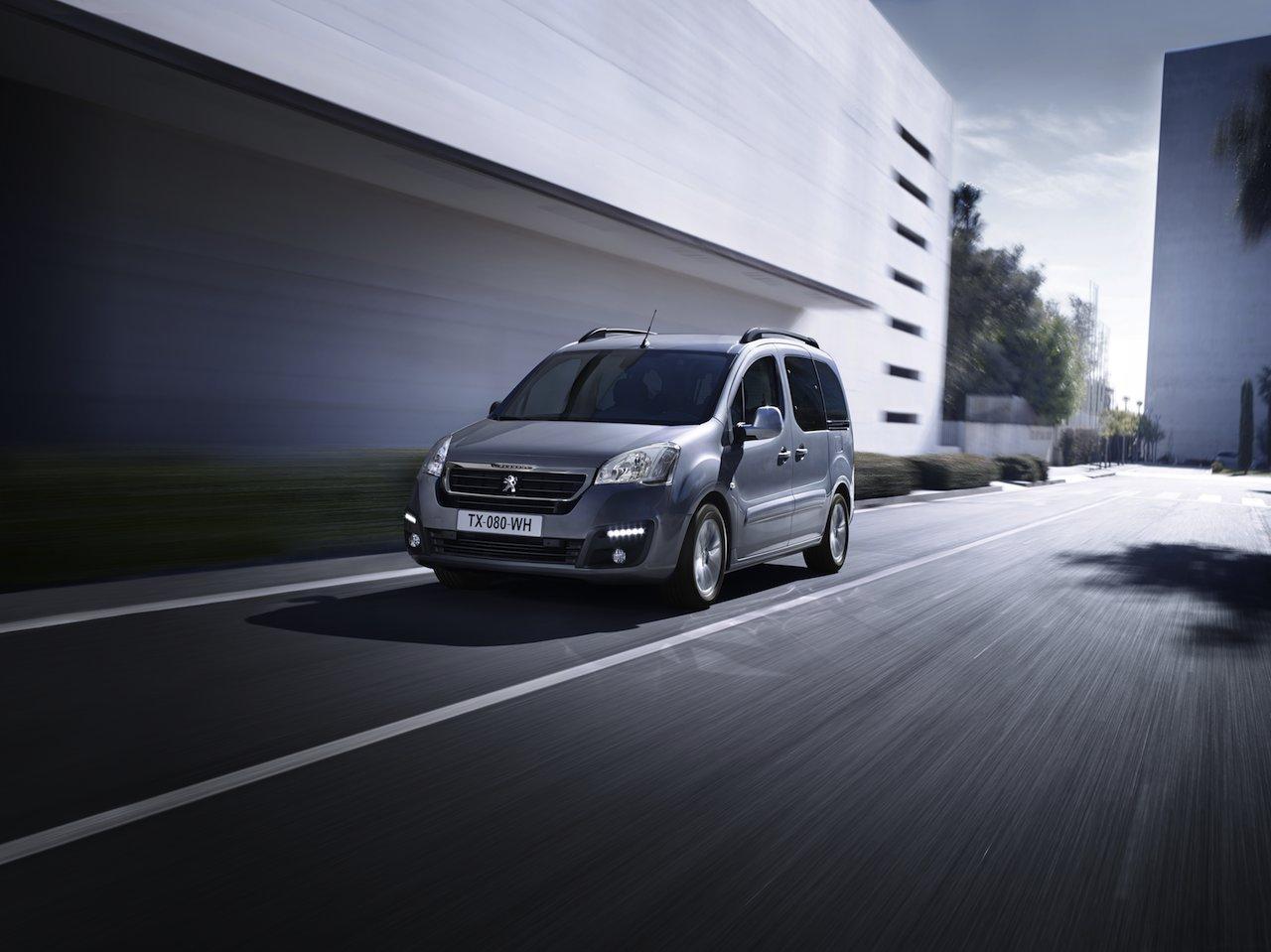 Peugeot Partner Tepee Puretech 2016