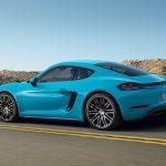 Porsche 718 Cayman S 2016